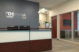 Toshiba Banner