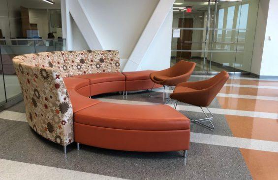 UB Jacobs School of Medicine and Biomedical Sciences & Buffalo NY Commercial Interior Design | Vargas Associates